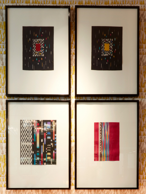 Meet the Maker: Mary Restieaux Inspiring Ikat - Kit Kemp