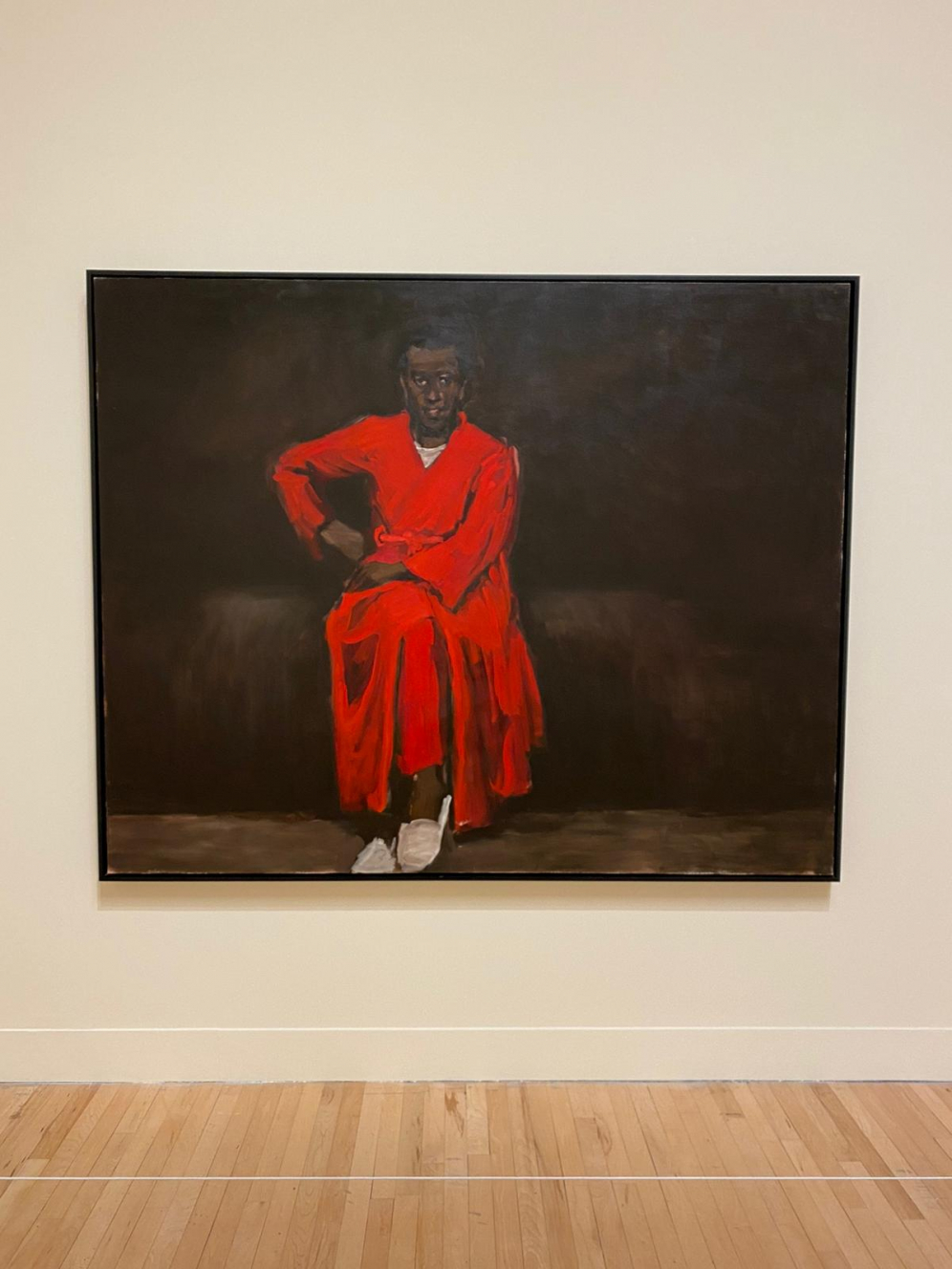 Lynette Yiadom-Boakye at Tate Britain