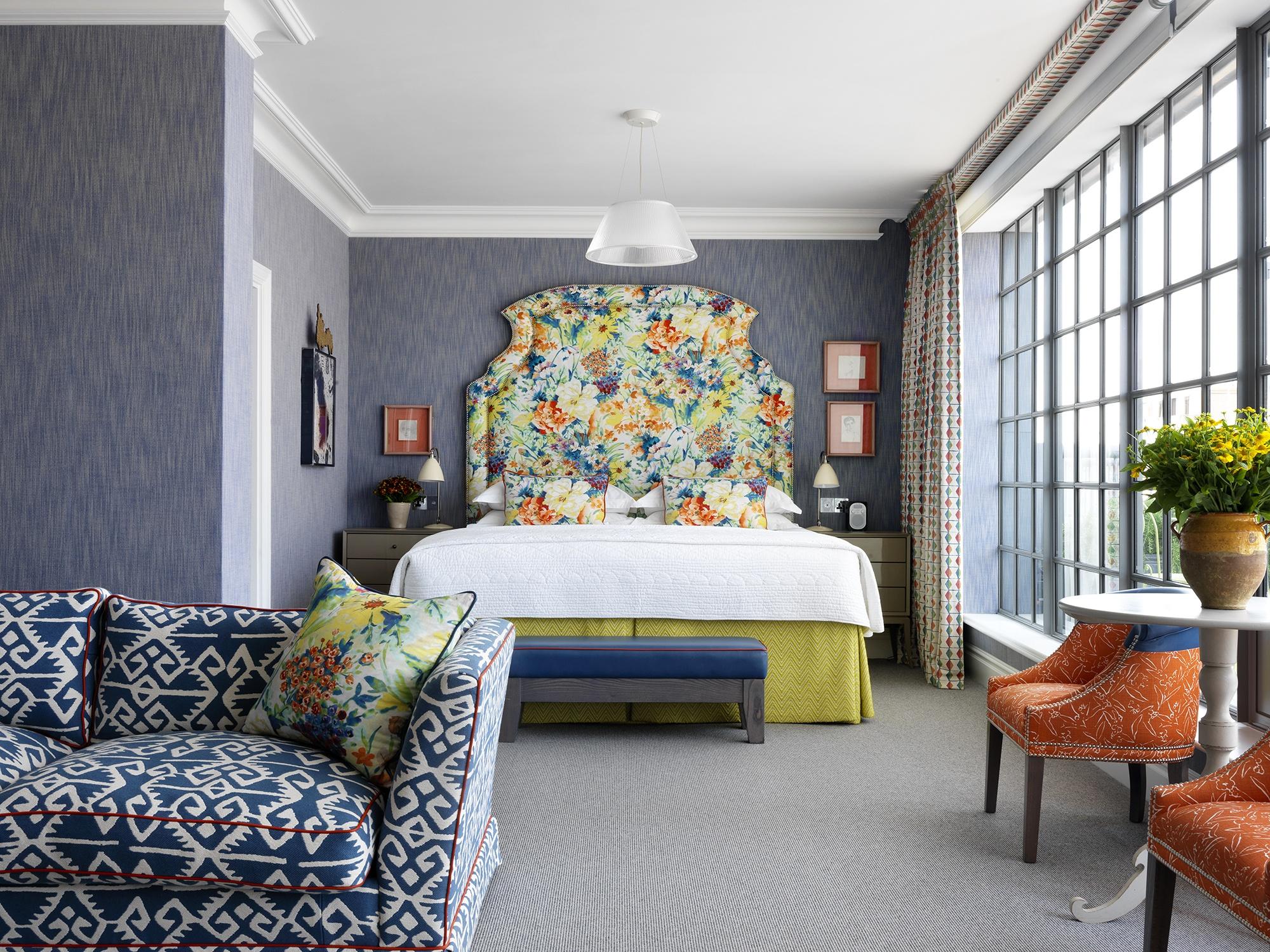 Room 502 At The Soho Hotel Kit Kemp